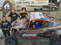 CAN-AM MAVERICK X3 SIDE-BY-SIDE VEHICLE WINS VEGAS TO RENO RACE