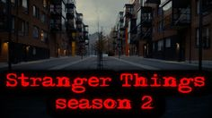 Stranger Things season 2 (spoiler free review)