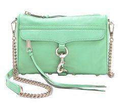 Rebecca Minkoff Mini MAC Bag $195  SHOPBOP.COM