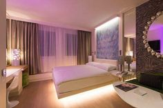 Hotel N'vY - Geneva - Switzerland