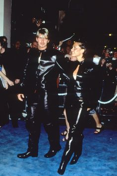 19 '90s And '00s Outfits That You Won't Believe The Beckhams Wore