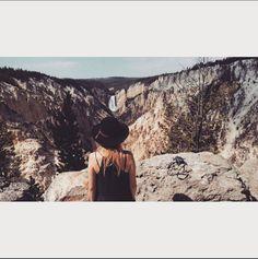 Maud Chalard by Théo Gosselin wearing Acoté, Yellowstone via @acoteofficiel #joesroad