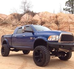Navy dodge ram amazing