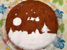 Christmas Cake | Turkish Style Cooking