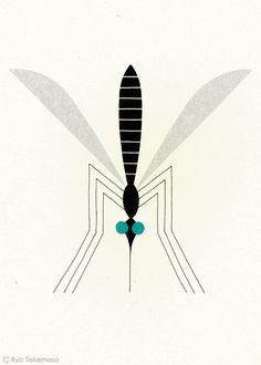 Mosquito by Ryo Takemasa.