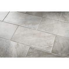 Shop Style Selections Classico Travertine Taupe Glazed Porcelain Floor Tile…