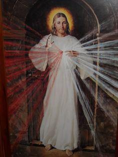 #Divine Mercy