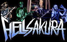 Resenha do Rock: Hellsakura: disponibilizada prévia de novo álbum