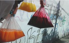 Juiced in the streets of Zamora, Michoacan