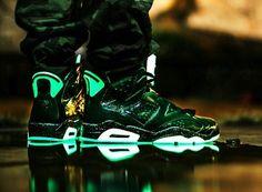 "Air Jordan 6 ""Champagne"" Celebration Collection"