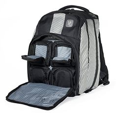 Homiegear Authentic Stealth Tattoo Back Pack with Trays   Awesome product.  Click the item shown here   Backpacking backpack da50f59d19