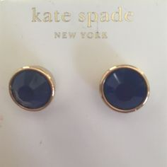 Kate Spade Studs Nwt Earrings Purchased A Few Days Ago At Nordstrom Rack