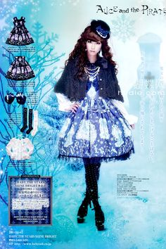 Alice and the Pirates... LOVE ....  KERA November 2012