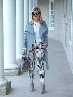 51a426275 20 Amazing Outfits That Prove Pastel Blue Coats Are Trending
