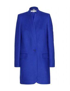#stellamccartney - wool-blend coat