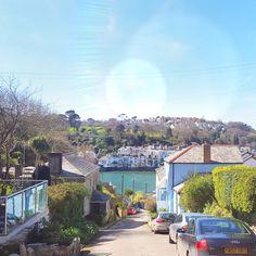 Fowey - Cornwall, England