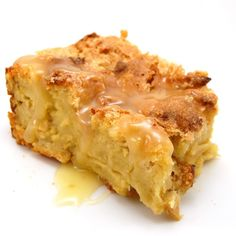 Always looking for new bread pudding recipes ... Orange Almond Bread Pudding
