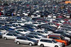 Европейские продажи новых авто продолжают расти