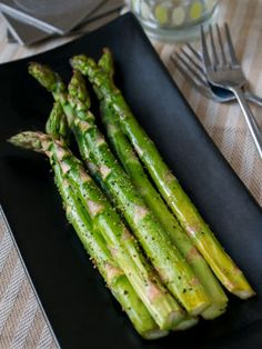Asparagus, asparagus, and more asparagus recipes
