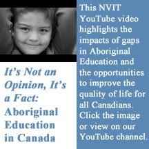 NVIT Aboriginal Education.