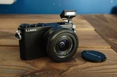 Panasonic's Lumix GM1 looks classy, adds WiFi to your 16-megapixel shots