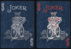 Bicycle Denim Playing Cards by Collectable Playing Cards — Kickstarter
