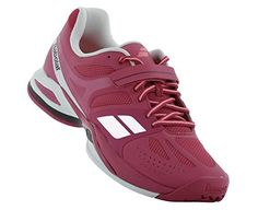 Babolat Propulse BPM All Court Womens Women's Tennis and Racquet Sports Shoes Shoe 6 CherryWhite *** You can get additional details at the image link.