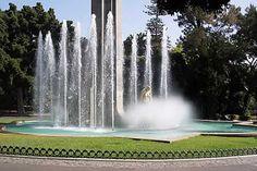 fuente de agua parque - Buscar con Google