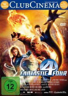 Fantastic Four  2005 USA,Germany      Jetzt bei Amazon Kaufen Jetzt als Blu-ray oder DVD bei Amazon.de bestellen  IMDB Rating 5,7 (145.536)  Darsteller: Ioan Gruffudd, Jessica Alba, Chris Evans, Michael Chiklis, Julian McMahon,  Genre: Action, Adventure, Fantasy,  FSK: 12