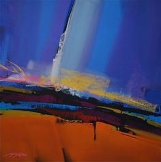 Abstract Landscapes, Michael Mckee