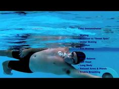 TI Advanced Drills notes on the side, 5 minute demonstration Swim Workouts, Triathlon Training, Swim Sets, Drills, Swimming, Notes, Exercise, Fitness, Youtube