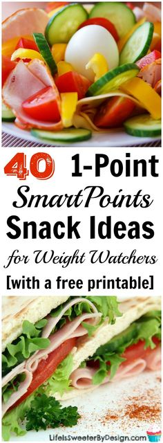 Neat 1 Point Snack Ideas for Weight Watchers Beyond the Scale Program! Get a free printable of this 1 point snack ideas list! The post 1 Point Snack Ideas for Weight Watchers Beyond the Scale Program! Get a free pri… appeared first on Emmy's Designs . Weight Watchers Snacks, Weight Watchers Tipps, Weight Watchers Smart Points, Weight Watcher Dinners, Weight Loss Snacks, Weight Watchers Program, Healthy Recipes, Ww Recipes, Healthy Snacks