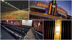 A night out at Regal Cinemas is made possible by City Lighting Products!