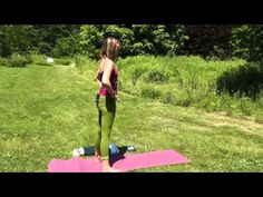 Namaste Yoga 134 Beginners Series Forward Folds with Dr. Melissa West - YouTube