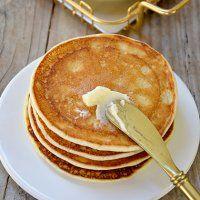 Pancakes au yaourt - Cuisine et Vins de France