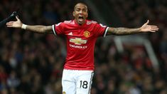 Man United's Ashley Young handed three-match ban for elbow on Dusan Tadic
