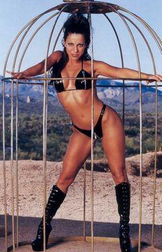 Former ECW star and #WWE Diva Dawn Marie