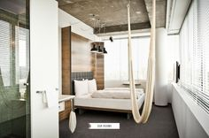 Hotel Daniel from A Modern Design Hotel in Vienna Best Boutique Hotels, Best Hotels, Hotel Daniel, Modern Hotel Room, Vienna Hotel, Hotel Concept, Pierre Jeanneret, Das Hotel, Design Hotel