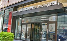 La sede storica dell'International Centre of Photography di New York
