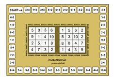 BINGO pre dvoch - počítame do 10 - Nasedeticky. Bingo, Periodic Table, Activities, School, Periodic Table Chart, Periotic Table