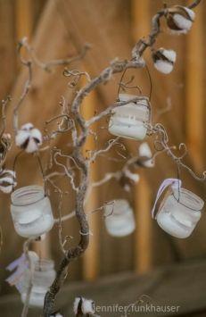 Baby Food Jar Lanterns