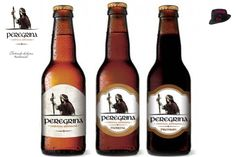 Cerveza Artesanal Gallega: Peregrina Smirnoff, Cold Drinks, Beer Bottle, Tapas, Food, Google, Root Beer, World, Craft Beer