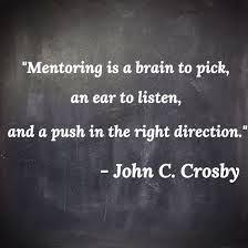 Afbeeldingsresultaat voor mentor en mentee