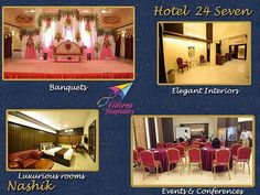 """""""Are you are looking for a high end stay in a manner light on your pocket?  Then Check into Hotel 24 Seven in Nashik and experience Vidorra's hospitality."""" by @vidorrahospitality. #이벤트 #show #parties #entertainment #catering #travelling #traveler #tourism #travelingram #igtravel #europe #traveller #travelblog #tourist #travelblogger #traveltheworld #roadtrip #instatraveling #instapassport #instago #여행 #outdoors #ocean #mytravelgram #traveladdict #world #hiking #lonelyplanet #event #weddings…"""