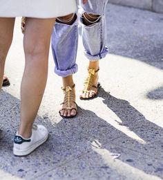 Coolest sandals evah.