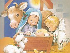 Mejores 43 Imagenes De Dibujos De Navidad Infantiles En Pinterest - Imagenes-infantiles-de-navidad