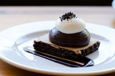 Mississippi Mud Pie, Flourless Chocolate Cake, Chocolate Pudding, and Stout Ice Cream by Top Chef Just Desserts' Eric :D