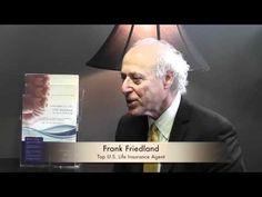 Frank Friedland, Top U.S. Life Insurance Agent (Feature Video By: BinchmarkMarketing.com) - http://stofix.net/insurance/life-insurance/frank-friedland-top-u-s-life-insurance-agent-feature-video-by-binchmarkmarketing-com/