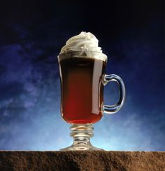 St Patrick's Day is coming!  Here's a recipe for the perfect Irish Coffee.