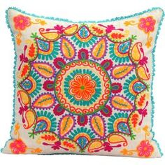 14ab5d3175 Cora Almohada Decorative Throw Pillows